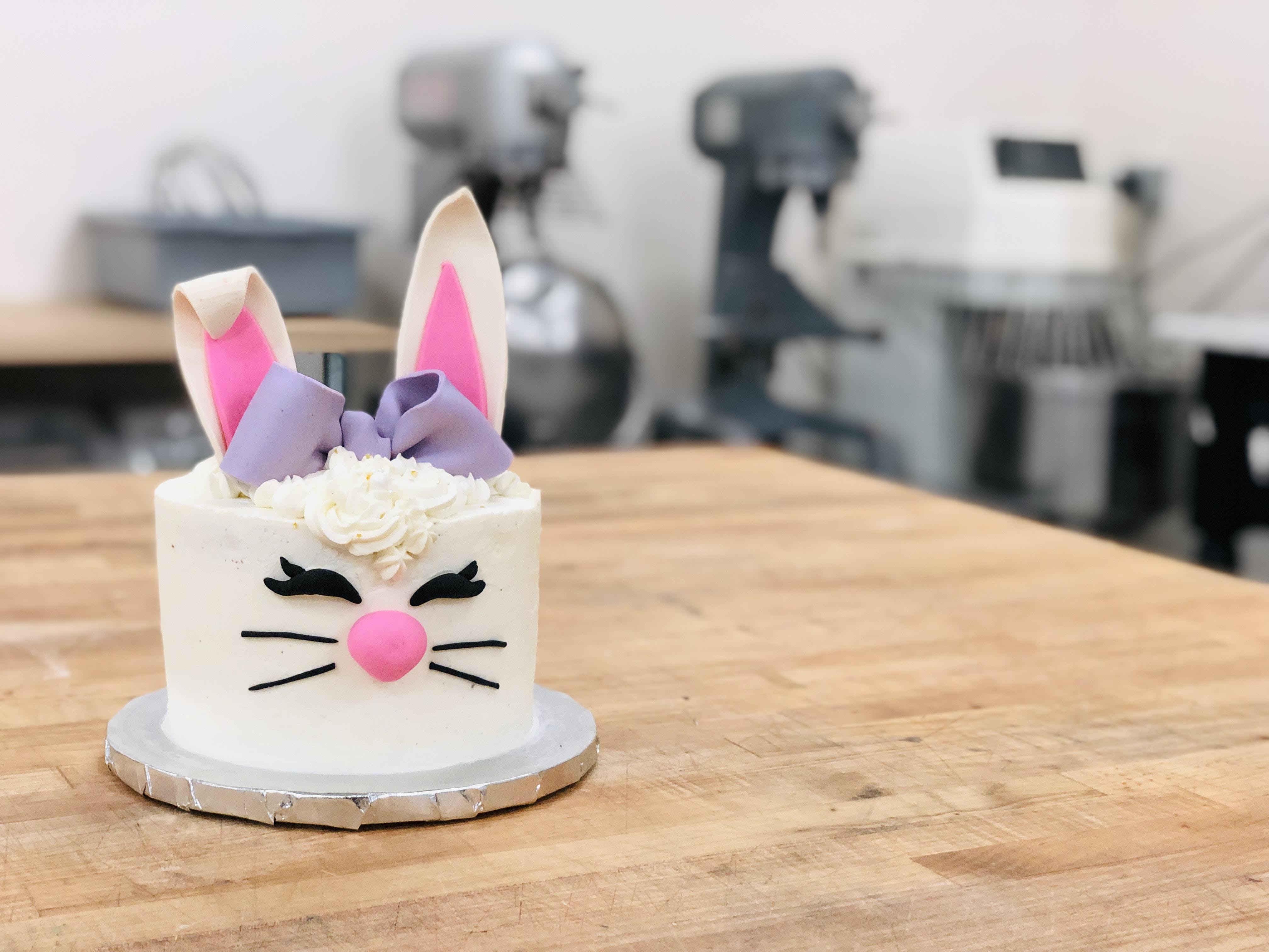 Easter Bunny Cake Workshop