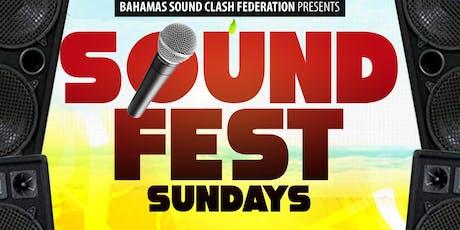Sound Fest tickets