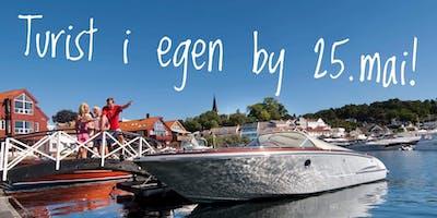 Turist i egen by - Grimstad 2019