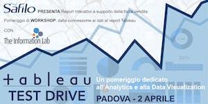 Tableau Test Drive Padova