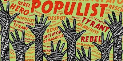 Barry Eichengreen: The Populist Temptation