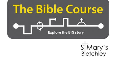 The Bible Course @ St Mary\