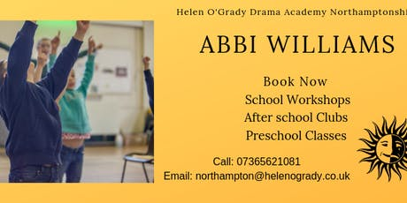 Drama Class (aged 5-11) tickets