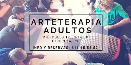 Arteterapia en Sevilla entradas