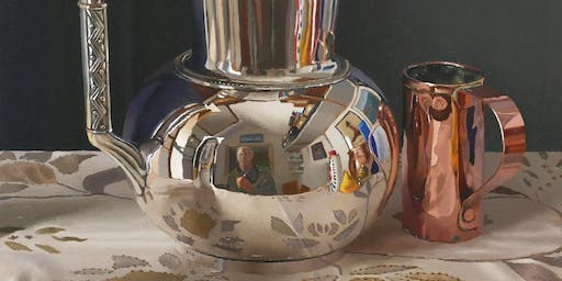Painting Reflections in Metal with Jeremy Galton RBA