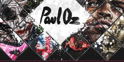 F1 Artist in Bournemouth | Paul Oz