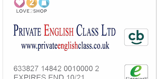London, United Kingdom English Class Events | Eventbrite