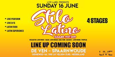 Stilo Latino Summer Festival 2019