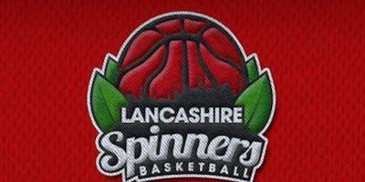 Lancashire Spinners Rossendale U16 Trials 2019/20 season