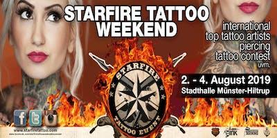 12. Starfire Tattoo Weekend