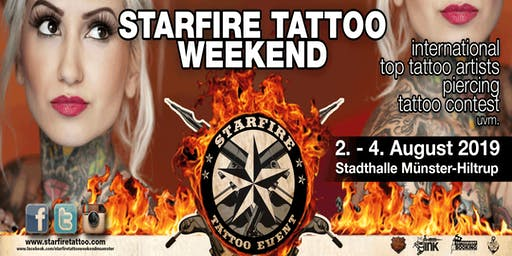 12. Starfire Tattoo Weekend