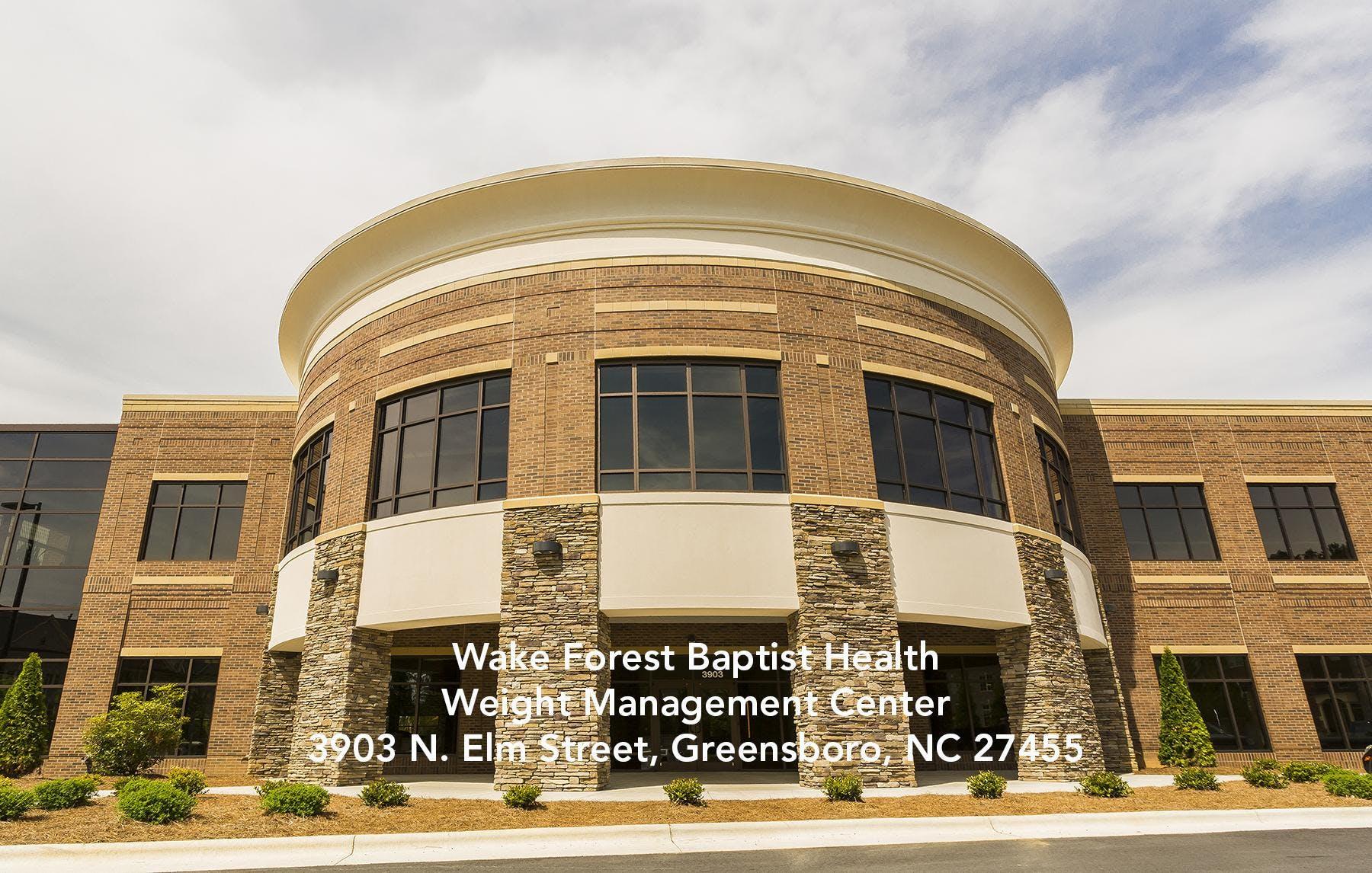 Wake Forest Baptist Health Weight Management