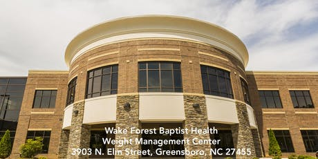 Wake Forest Baptist Health Weight Management Center Free Seminar tickets