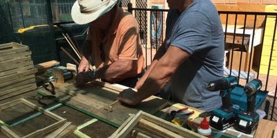 Bee Frame Assembly Workshop  Perth