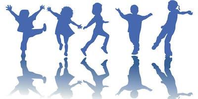 Creative Dance 4-7 year olds