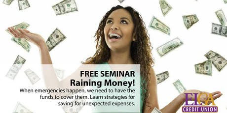 Raining Money! – Burton  tickets