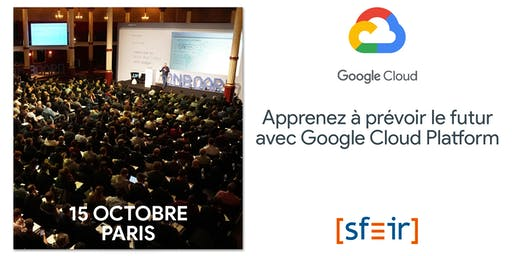 Atelier Google Cloud Platform par SFEIR - session de Paris