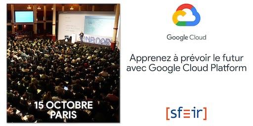 Atelier Google Cloud Platform par SFEIR - session de Paris