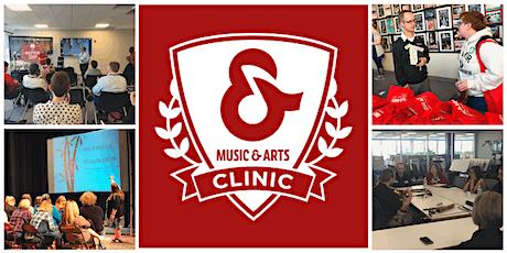 Music & Arts Clinic - Dallas, TX tickets