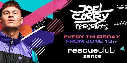 Joel Corry presents