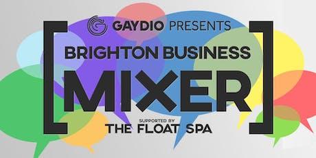 Gaydio Brighton Business Mixer: Brunch Edition  tickets