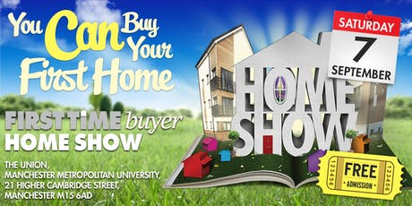 First Time Buyer Home Show (MANCHESTER) tickets