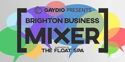 Gaydio Brighton Business Mixer: Cocktails & Canapes Edition