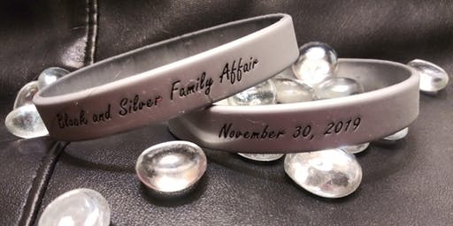 BLACK and Silver Family Affair