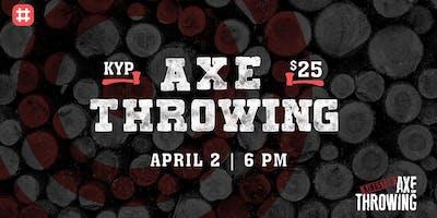 KYP Axe Throwing
