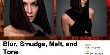 Redken Blur, Smudge, Melt, and Tone