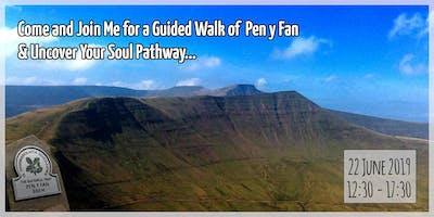 Uncover Your Soul Pathway – Pen y Fan - Guided Walk