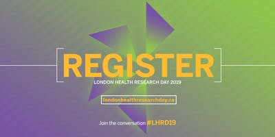 London Health Research Day 2019