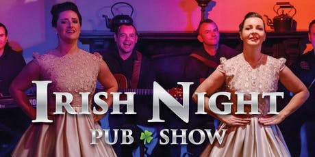 Major Colgan's Irish Night Pub Show tickets