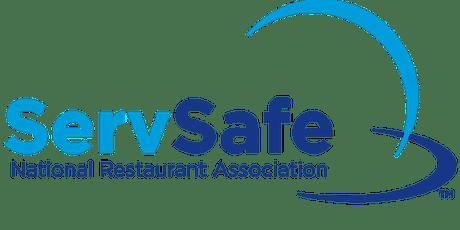 ServSafe® Food Safety Manager Course - June 25, 2019 tickets