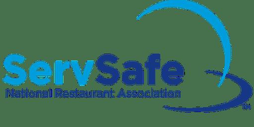 ServSafe® Food Safety Manager Course - June 25, 2019