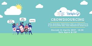 Crowdsourcing: una risorsa preziosa per la creatività...