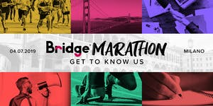 MILANO #6 Bridge Marathon - Get to know us!