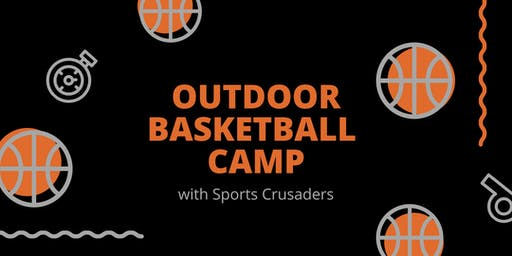 Outdoor Basketball Camp