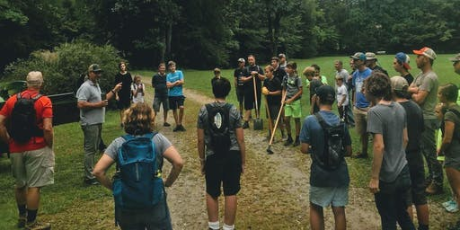 Hump Day Trail Work Jam Nights with Upstate Sorba and social