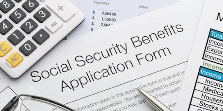 Social Security Pre-Retirement Program tickets