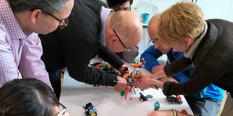Public Policy Innovation with Design Thinking and LEGO® SERIOUS PLAY® billets