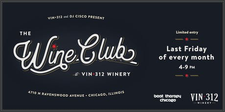 The Wine Club at VIN 312 tickets