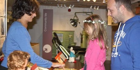 Hands on History - Free Family Activity tickets