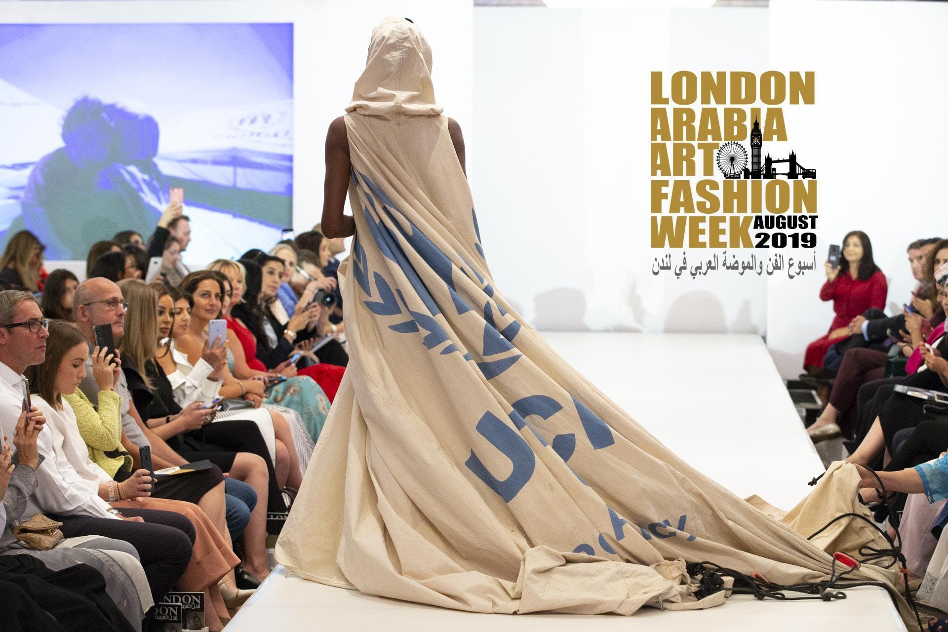 London Arabia Art & Fashion Week 2019