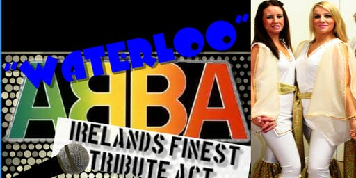 Abba & Tina Turner Dinner Experience 27th September 2019