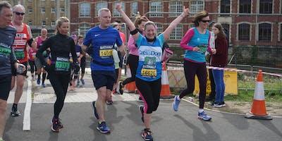 Team BCDH Bath Half Marathon 2020