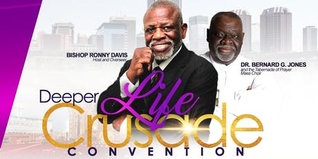 Tabernacle of Prayer Deeper Life Crusade Convention  tickets