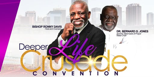 Tabernacle of Prayer Deeper Life Crusade Convention