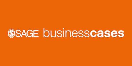 SAGE Business Cases training webinar tickets