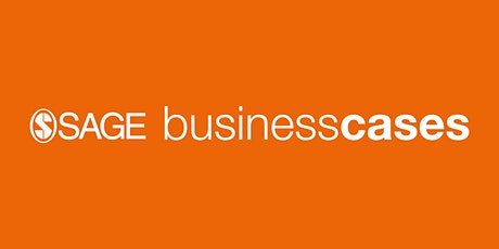 SAGE Business Cases training webinar tickets